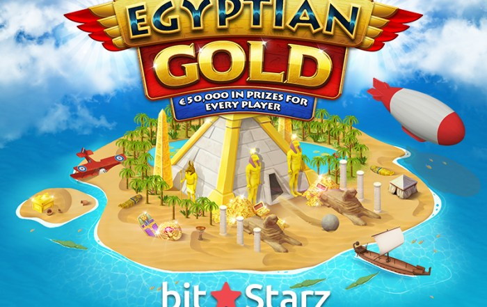 Egyptian Gold promotion