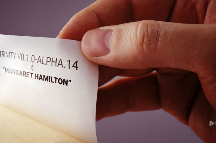 Ethereums Trinity Client Unveils Margaret Hamilton Alpha 08 15 2018
