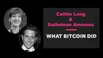 Caitlin Long and Saifedean Ammous Debate the Future of Cryptocurrency 2