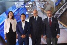 Malta Stock Exchange and Binance to Launch Tokens Platform 5