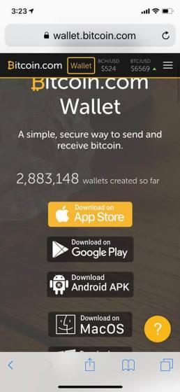 Bitcoin Wallet Installation for iOS Smartphones