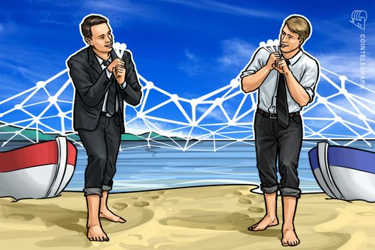 VeChain Signs MoU for Blockchain Development with Cyprus 2