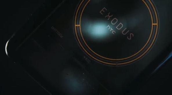 HTC Exodus Blockchain Phone launch 2