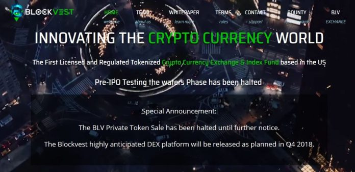 US Court Issues Emergency Order Halting a Planned Initial Coin Offering