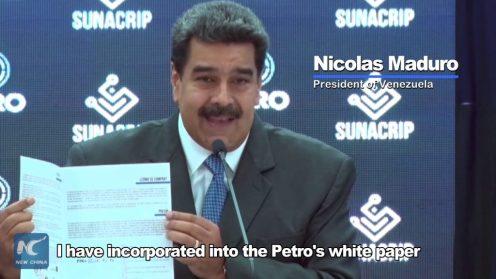 Venezuela's Petro Copied Dash, Claims Ethereum Developer