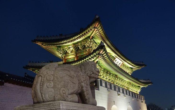 pix seoul south korea temple