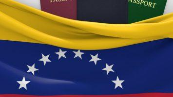 Venezuela Demands Citizens Pay for Passports With Petro 3