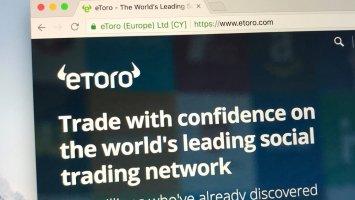eToro rolls out Crypto Wallet 1