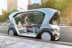 IOTA: Bosch develops autonomous electric shuttle 4