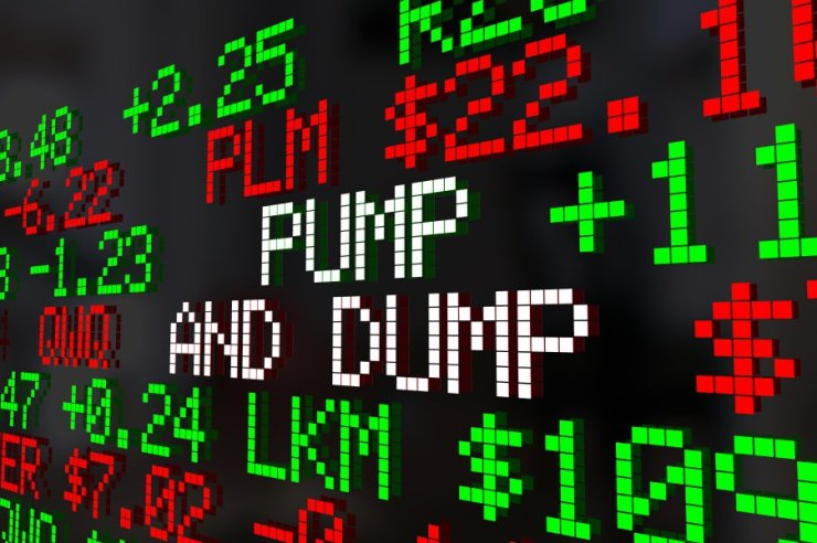 Pump & Dump theory of the bigger fool 1