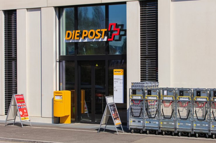 Swiss Post enters Blockchain 1