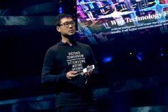 First Look: HTC Demos Crypto Smartphone Exodus at Slush 2018 4