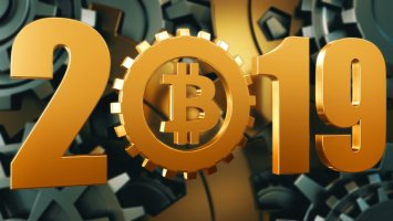 Welcome 2019 Bitcoin to the moon 3