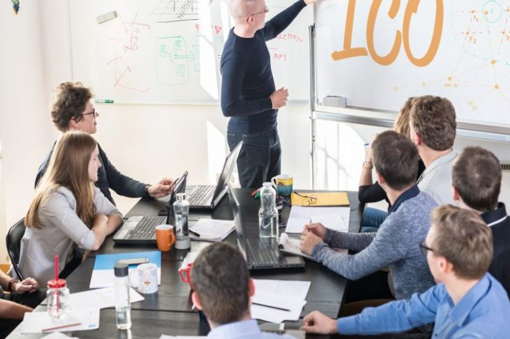 Study Finds Less Than 15% of Team Members in ICO Startups Are Women 1