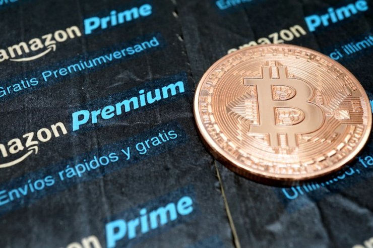 Amazoncoin: Every eighth customer would buy cryptocurrencies from Amazon 1