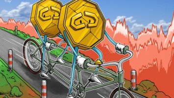 Bitcoin Falls under $11,450 as US Stock Market Sees Minor Downturn 3