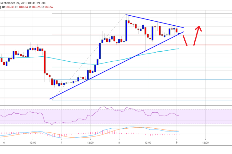 Ethereum Price (ETH) Could Continue Higher While Bitcoin Struggles 1