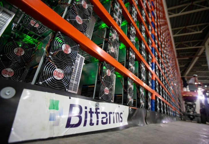 Bitfarms Expands Bitcoin Mining Operations in Québec 2