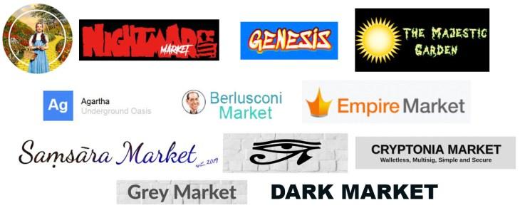 Despite Setbacks, Darknet Markets Show Continuous Growth in 2019