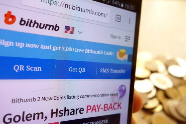 South Korea Imposes $69M Tax Obligation on Crypto Exchange Bithumb 1