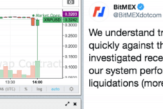 BitMEX Breaks Silence on XRP Price Crash, Explains that No XRP was Liquidated 4
