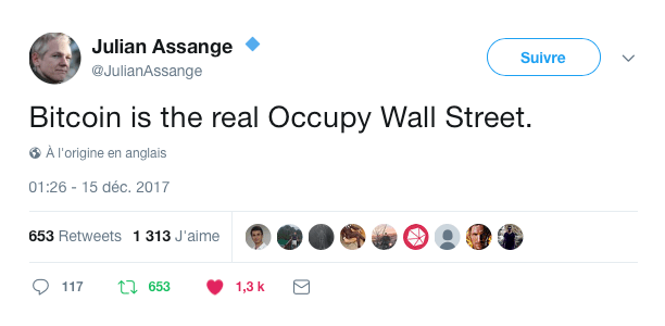 #NotDying4WallStreet - Twitter Trends Show People Are Fed Up With Wall Street, Banks and Oligarchs