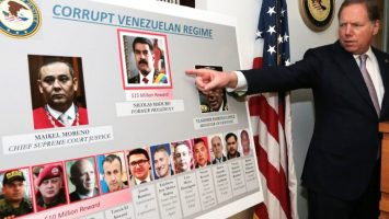 $15 Million Bounty on Maduro: US Charges Venezuelan President With Narco-Terrorism and Drug Trafficking 3