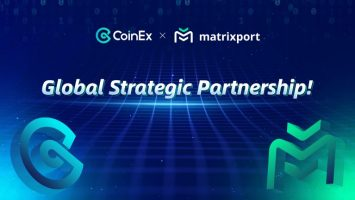 CoinEx Announces Global Strategic Partnership with Matrixport to Provide Over-the-counter Service 16