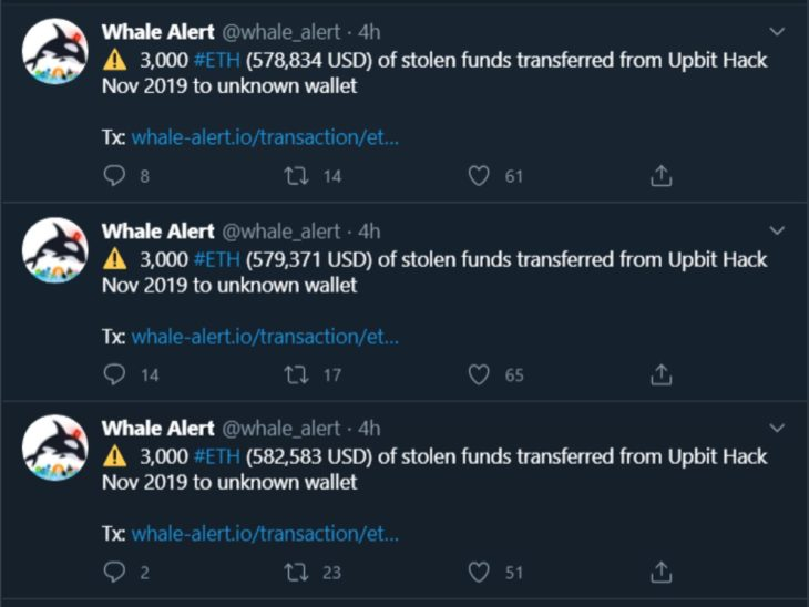 """Binance CEO CZ Vows To Fight """"Bad Actors"""", Freezes Stolen Ethereum (ETH) Moved By Upbit Hackers 2"""