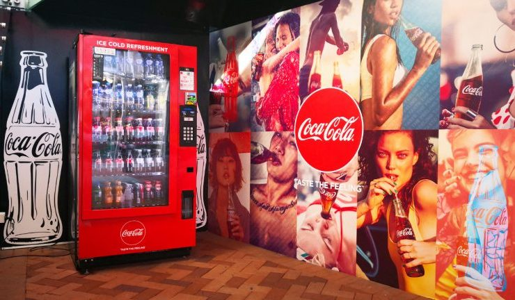 Over 2,000 Coca-Cola Machines Now Accept Bitcoin in Australia and New Zealand 1