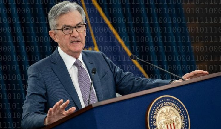 Fed Chair Jerome Powell Discusses Leveraging an Ethereum-Based Libor Replacement 1