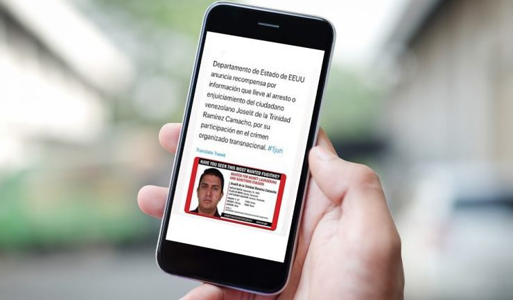 US Law Enforcement Promises $5M for the Capture of Venezuela's Superintendent of Cryptocurrencies 1