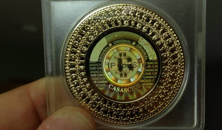 $424 Million and Numismatic Value: There's Only 20,000 Casascius Physical Bitcoins Left Unspent 1
