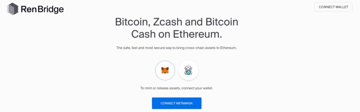 Inter-Blockchain Liquidity: Minting Synthetic Bitcoin Cash With the Ren Protocol 3