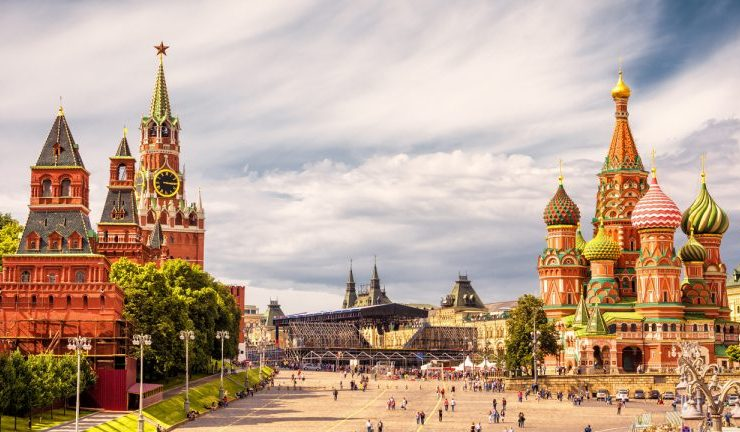 Report: Russia Remains a 'Key Market for Crypto,' Commands the 3rd Largest Bitcoin Hashrate in the World 1