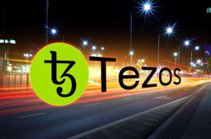 Tezos Price Analysis: XTZ/USD falling Wedge Pattern Breakout Rushing Towards $4.00 1