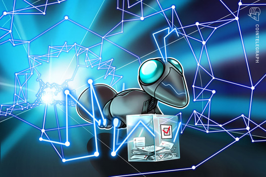 A Gov official in South Korea proposed the nation's first blockchain voting platform 2