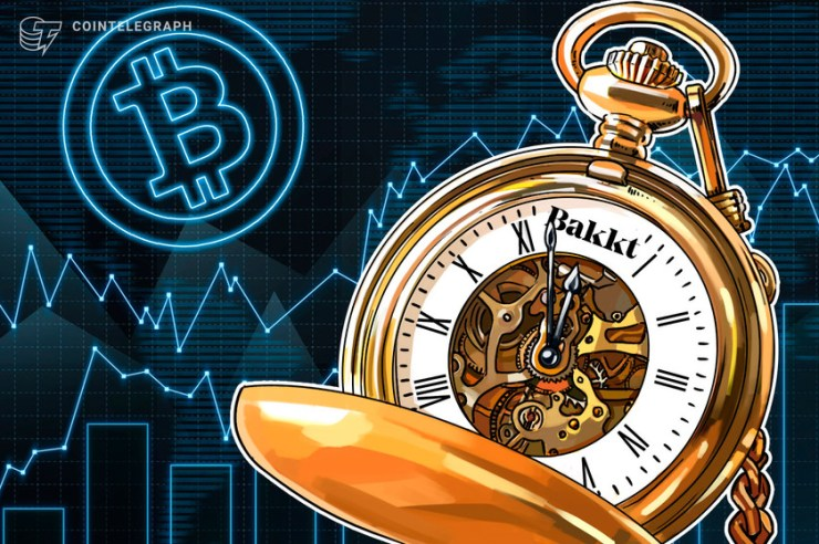 Bakkt Bitcoin futures smashes daily volume record by 36% 1