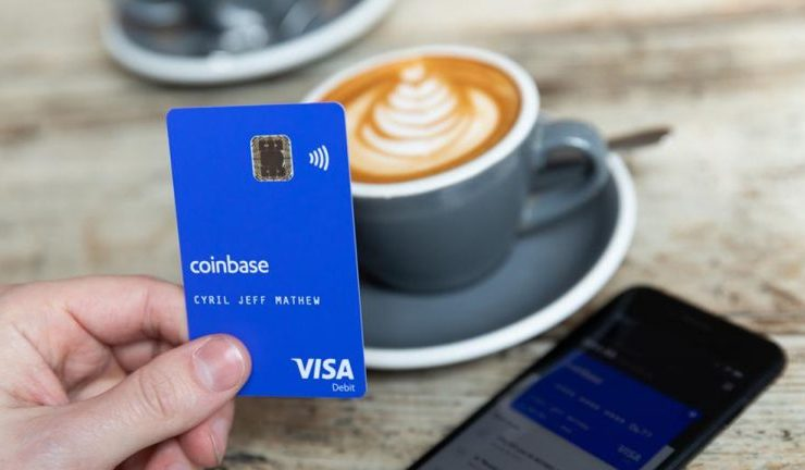 coinbase launches cryptocurrency visa card in the us 768x432 1