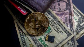 Bitcoin takes off
