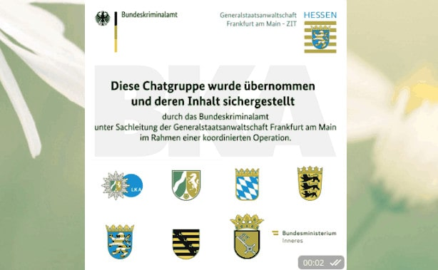 Televend's Complex System of Telegram Drug Bots Swell as German Police Seize 9 Telegram Drug Channels