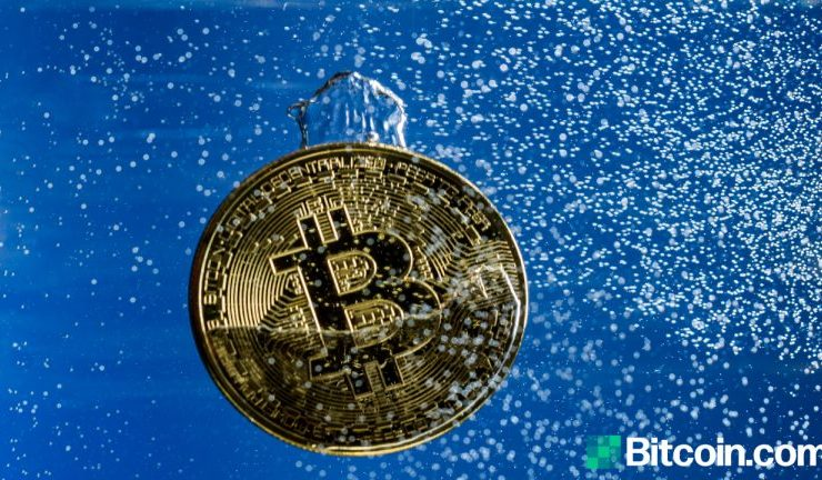 bearish outlook as seven day bitcoin prices sink 25 ada shines during the storm 768x432 1