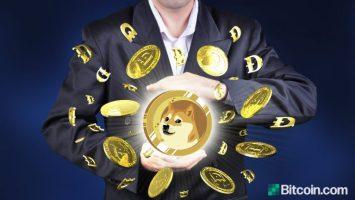 Dogecoin Adoption Rises