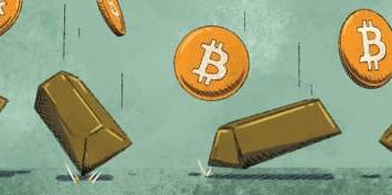 three interpretations of bitcoin as digital gold