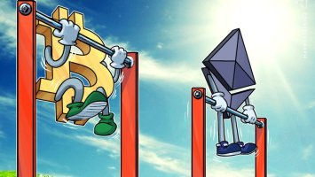 148857 bitcoin and ethereum hit resistance with 42 5k flip needed for btc longs