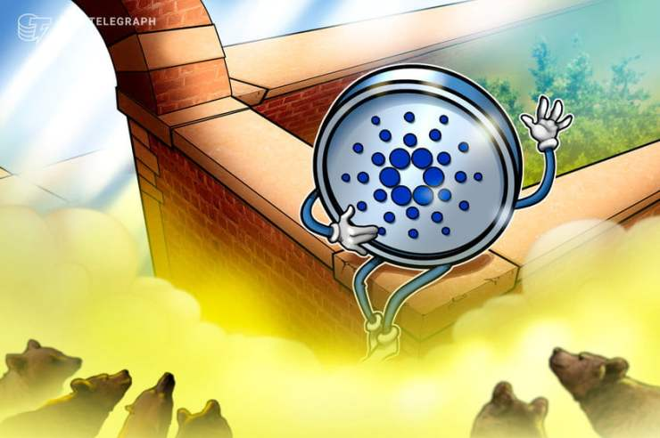 150442 cardano chalks a bearish wedge as ada price soars by over 100 in q3