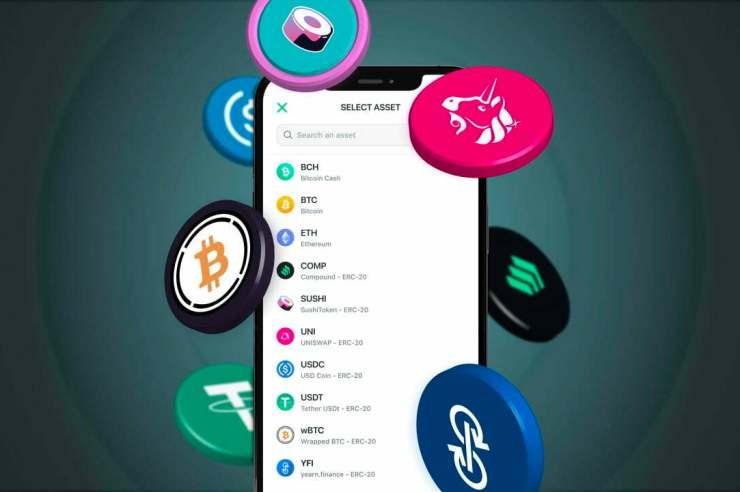 bitcoin com wallet adds erc 20 tokens