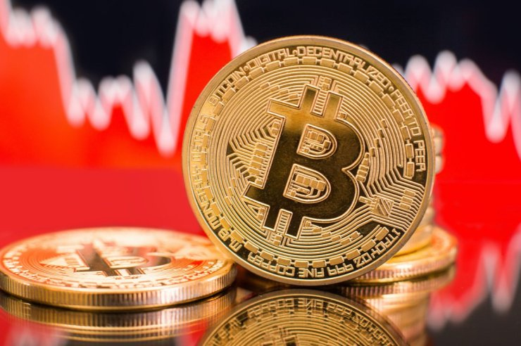 bitcoin price dive bombs on the same day el salvador adopts the crypto asset