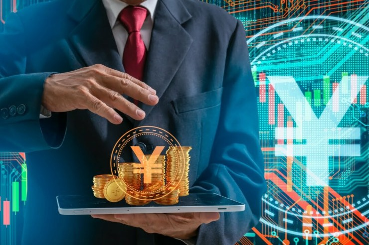 digital yuan banker