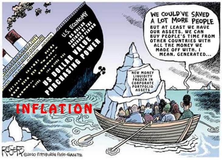 """ICEBERG"" (Source: Rob Rogers, December 5, 2010)"